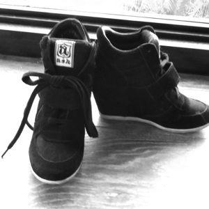 Ash Hi top sneakers